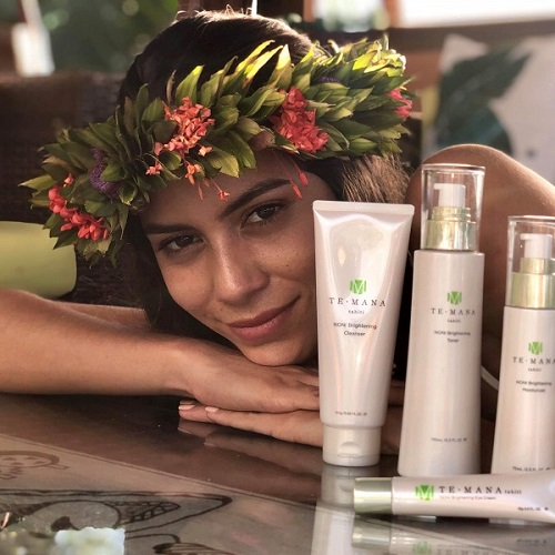 Miss Tahiti 2019 loves Morinda article image