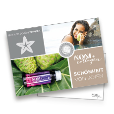 Noni+Collagen Postkarten, 10er‑Pack