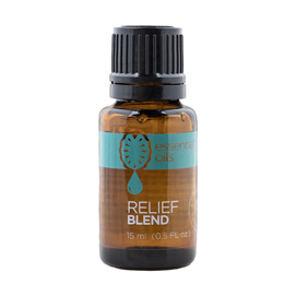 Essential Oils Relief Blend
