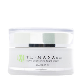 TeMana Brightening Night Cream