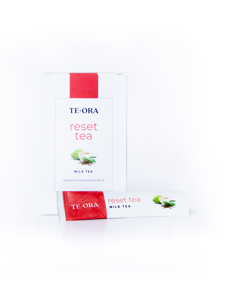 "<span style=""color:#f26d6a"">TeOra <br />Reset Tea</span> Image"