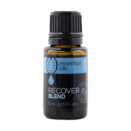 Essential Oils Recover Blend