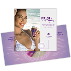 Noni+ Collagen Booklet, 10er Pack