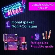Cyber Deals: Noni+Collagen + TeMana Lips